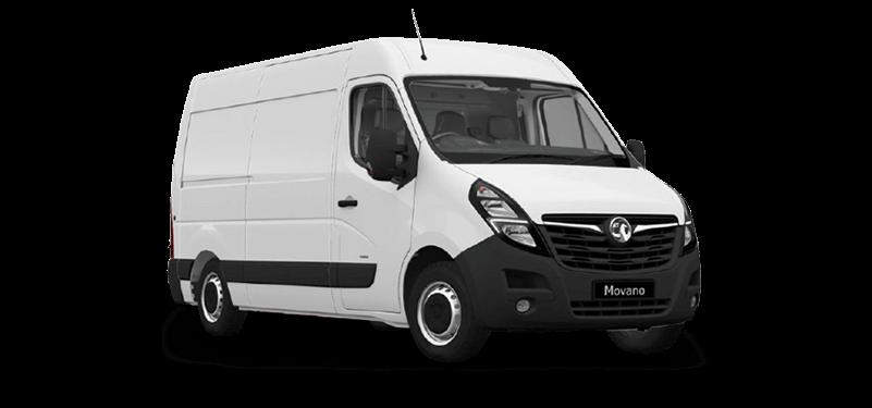 New Vauxhall Vans